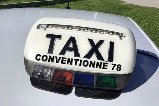 Service de Taxi conventionné dans les Yvelines